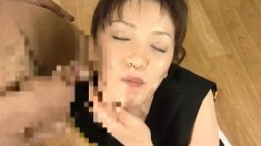 Sweet Japanese Girl Gets Pounded Hard And Swallows A Big Load Of Semen