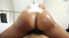 Stacked blonde wants nothing more than a hard stick plowing her cunt
