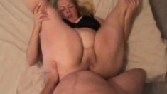 Wife Anal Strong