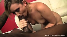 Briella Bounce Takes The Deepest Dicking Of Her Life From A Bbc