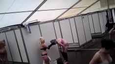 Spycam In Women Shower