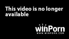 Titty slut takes cumshot on big boobs