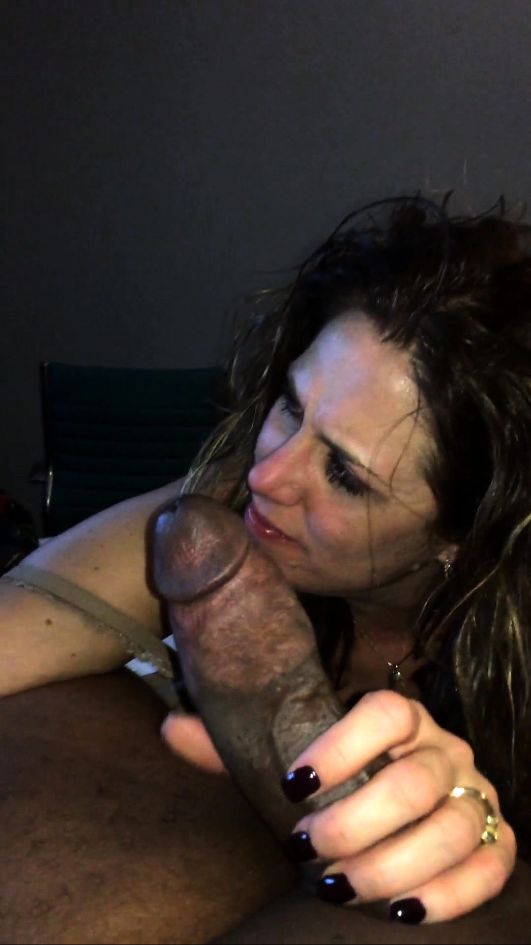 Amateur Bbw Blowjob Facial