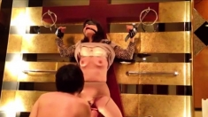 Japanese Housewife In A Hotel Of Sm Room
