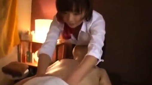 Massage blow job japanese congratulate