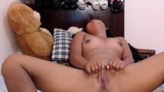 Ugly Mature Asian Cam-slut Squirts