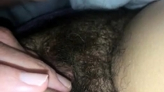 Playing With Wife's Wet Clit And Pussy Undercover