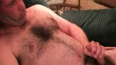 Daddy Is Bald And Hairy