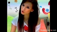 Gorgeous Amateur Facebook Babe Anal On Webcam