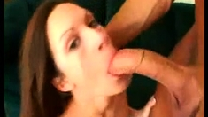 Wicked Ambisexual Hardcore Group With Blowjob And Anal Act