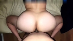 Cutie with a great ass fucked doggystyle
